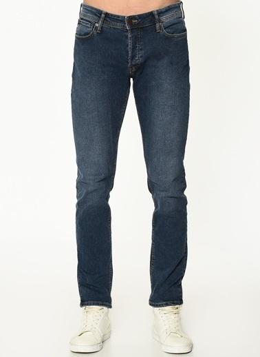 Jack & Jones Jack&Jones Glenn Erkek Jean Pantolon 12182963 Mavi